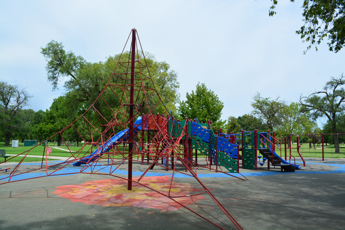 Playground for Older Children