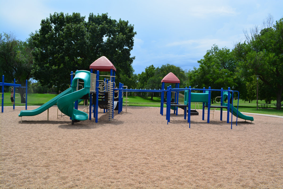 Playground for young children