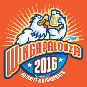 Wingapalooza at Intrust Bank A