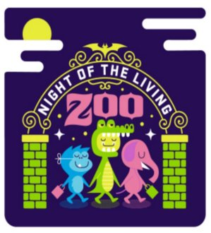 Night of the Living Zoo at Sed