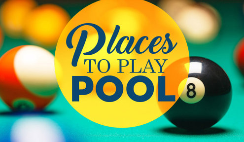 Places to Play Pool and Billiards in Wichita