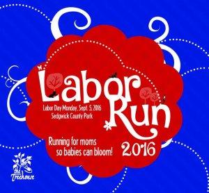 Labor Run at Sedgwick County P