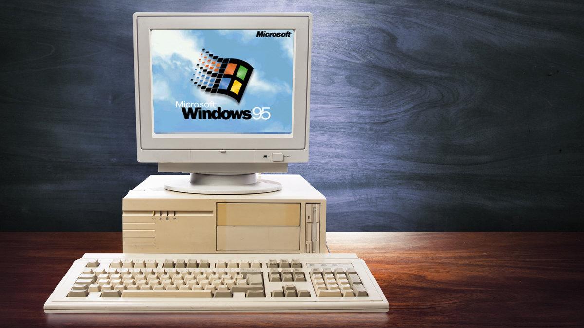 old-pc-windows-95