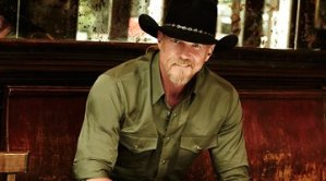 Trace Adkins at the Kansas Sta
