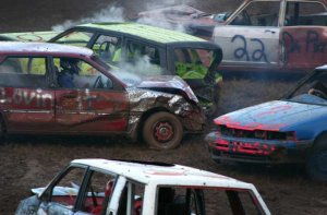 State Fair Demolition Derby: What to expect
