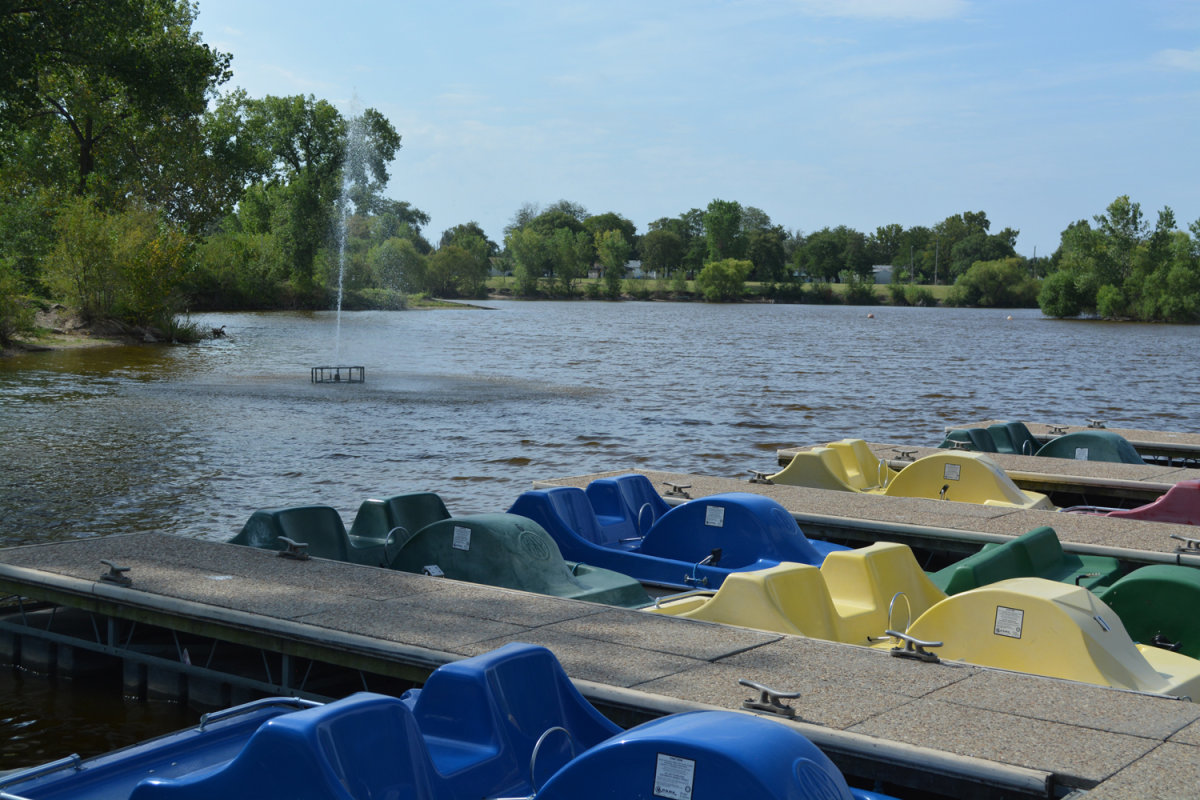 Pedal Boats