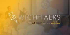 Wichitalks at the Rhatigan Stu