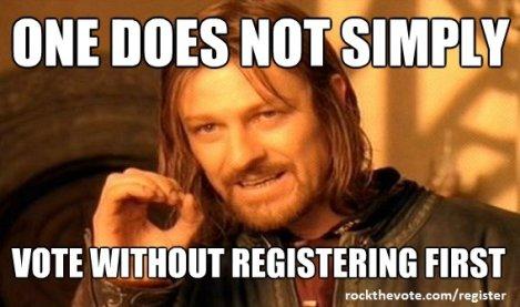 Wichita Voter Registration Guide