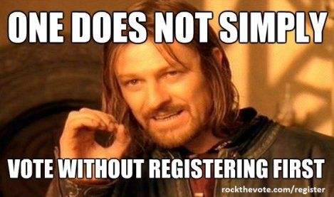 Wichita Voter Registration Guide