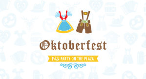 Oktoberfest - Party on the Pla