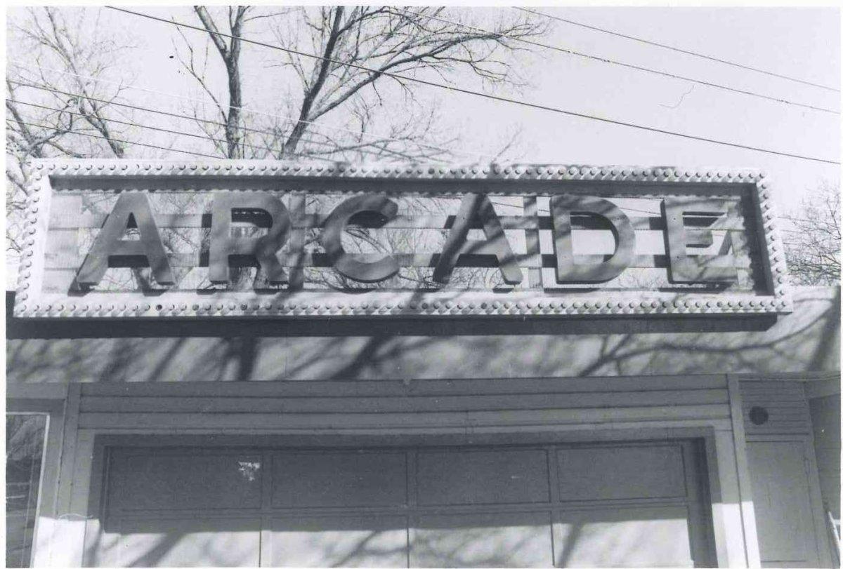 Joyland Arcade Old