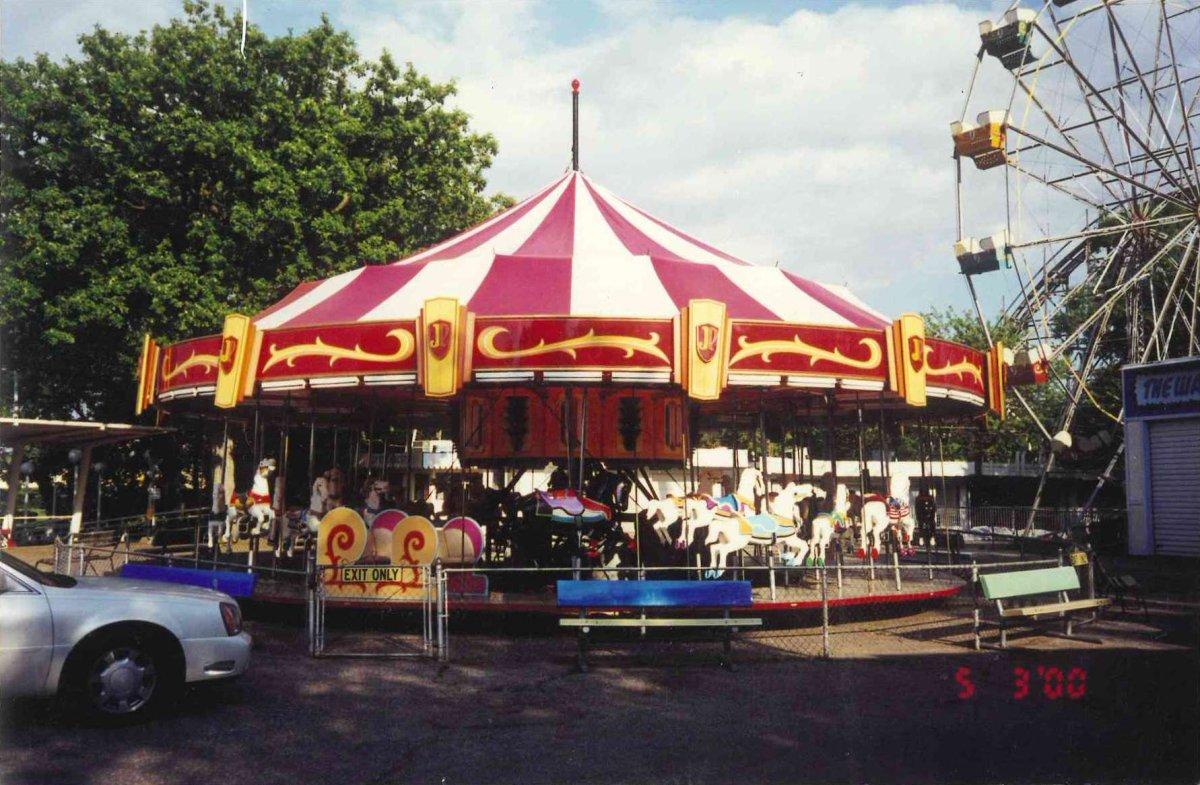 Joyland Carousel