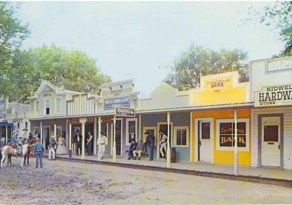 Joyland Frontier Town