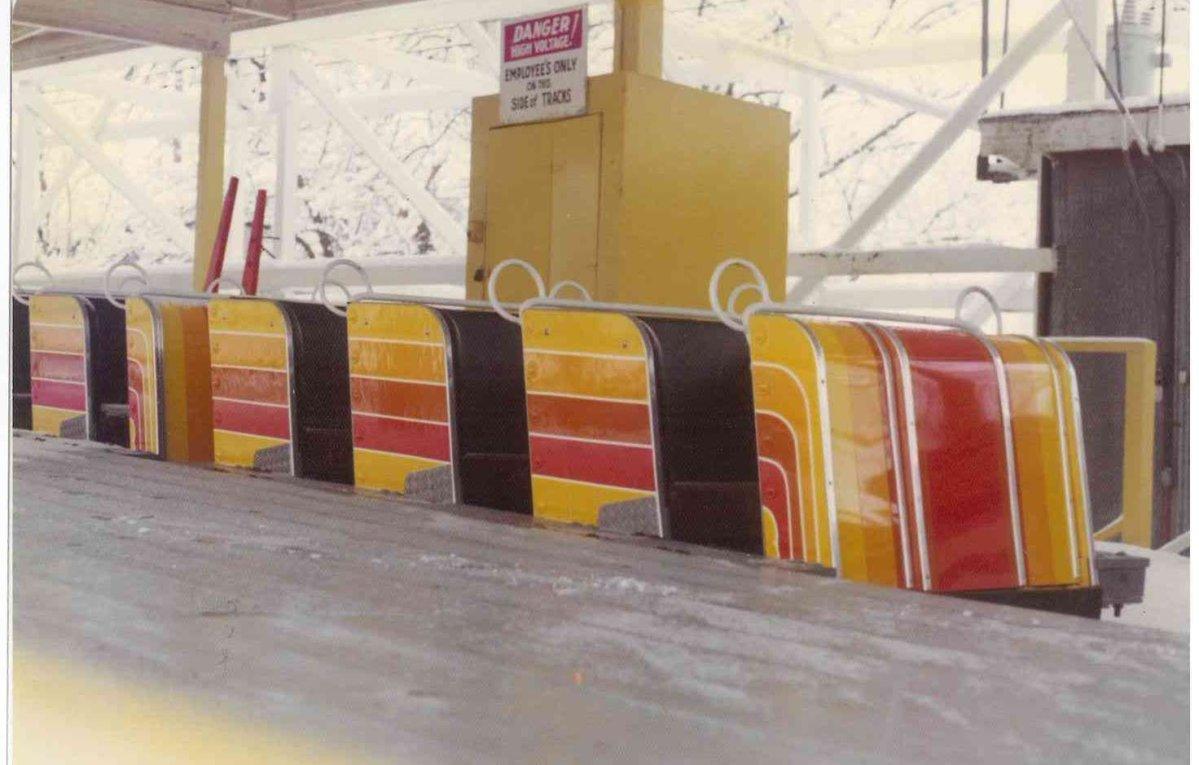 Original Joyland Coaster
