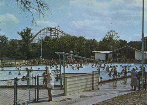joyland Pool Pre 1970
