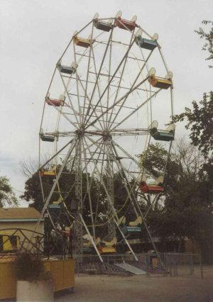 Joyland Ferris Wheel