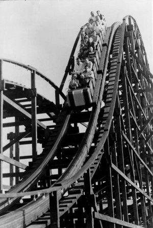 Joyland Roller Coaster