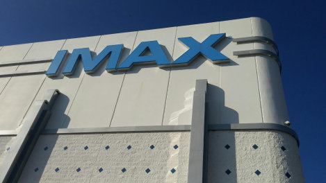 A World-Class IMAX Theater