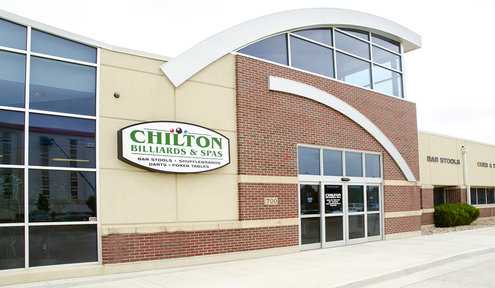 Chilton Billiards and Spas Celebrates 70 Years
