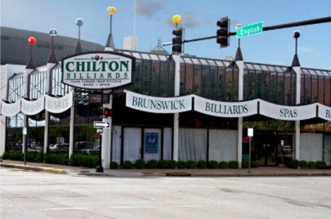 Chilton Billiards History