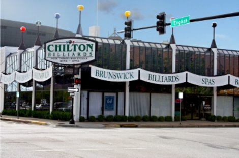 Chilton Billiards History