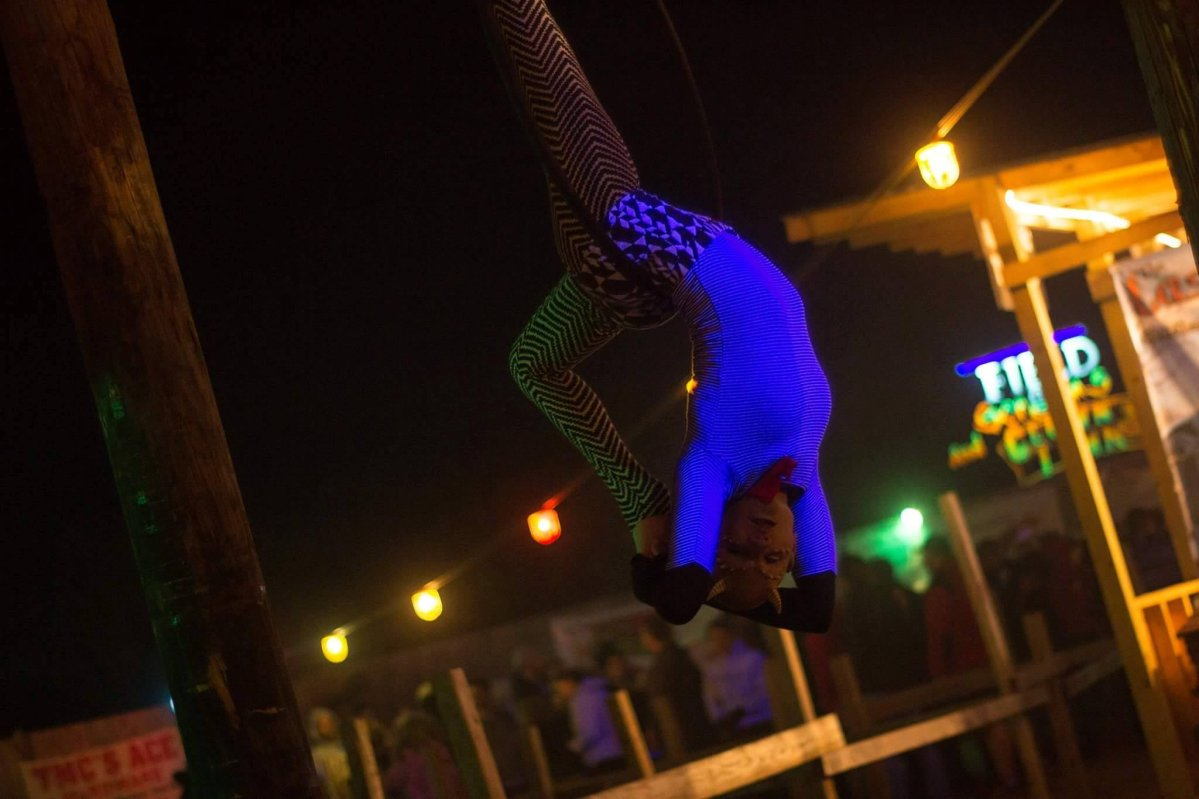 Incorporating Aerial Stunts