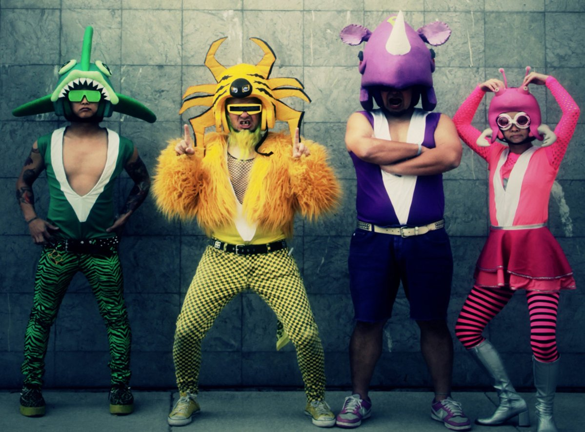 Who is Peelander-Z?