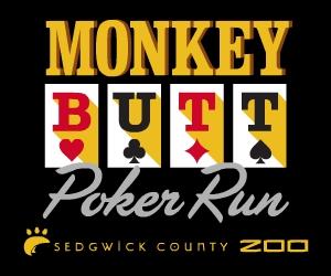 Monkey Butt Poker Run,