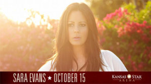Sara Evans at the Kansas Star