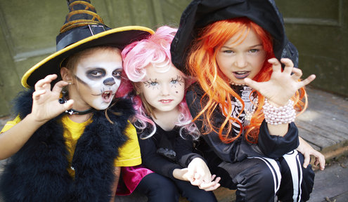10 Trick-Or-Treat Tips to Keep You Safe