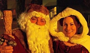 Victorian Christmas at Cowtown