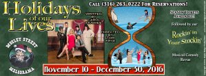 Holidays of Our Lives at Mosle