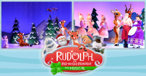 Rudolph the Musical at the Orp