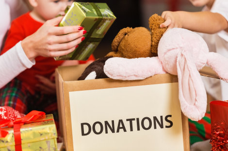 Donating Duplicate Gifts