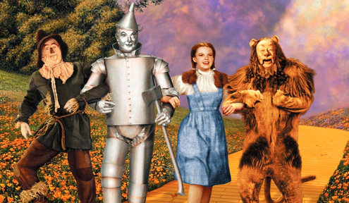 Wizard of Oz in Wichita