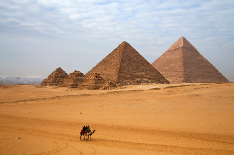 The Great Pyramid of Giza - th