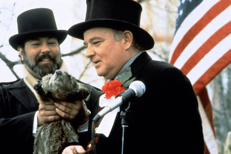 Celebrating Groundhog Day in Wichita
