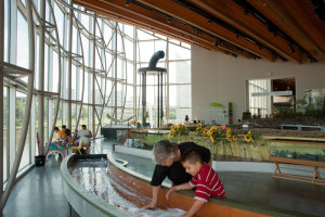 Kansas Kids Connect at Explora