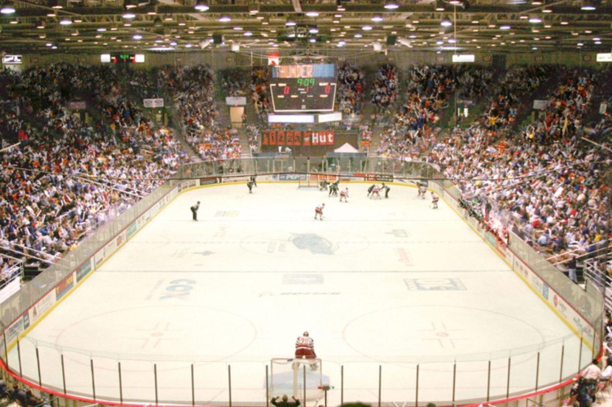 Remembering the Kansas Coliseum