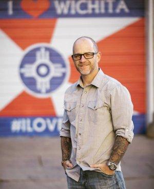 Local Artist Johnny Freedom Spreads Wichita Pride