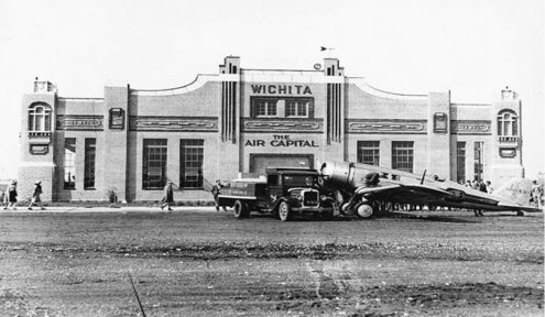 10 Wichita Buildings Then and Now