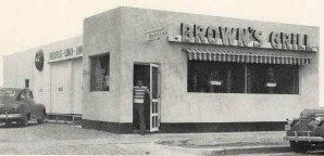 Brown's Hamburger