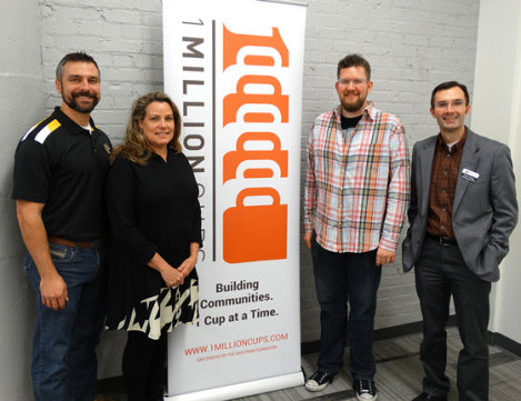 """1 Million Cups: A Church for"