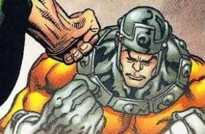 Bulldozer - Marvel Comics