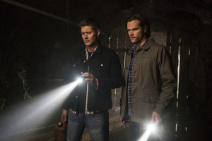Sam and Dean Winchester - Supe