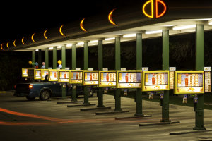Sonic Drive-In  - varies by lo