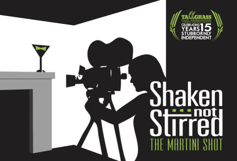 Shaken Not Stirred: Martini Shot