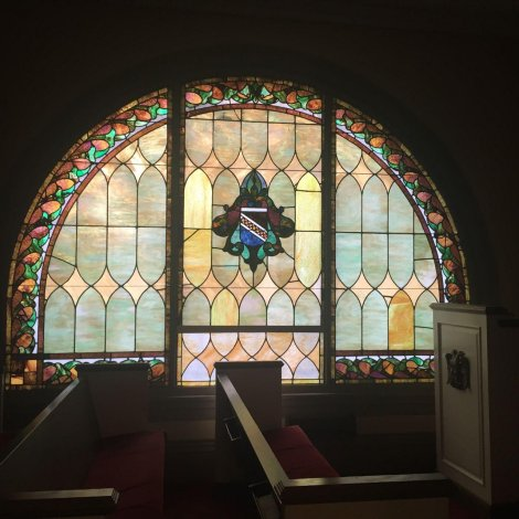 Wichita Scottish Rite Window