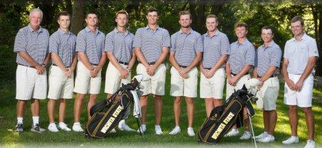 WSU Men's Golf