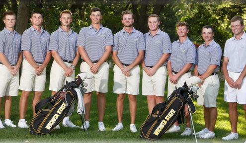 WSU Men's Golf Heads to MVC For Possible 21st Championship